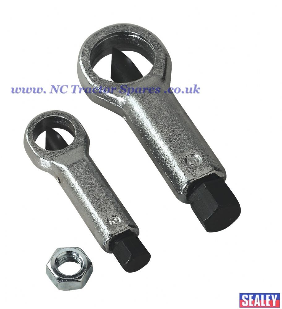 Nut Splitter Set 2pc